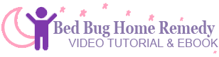 Safe Bed Bug Home Treatment Logo